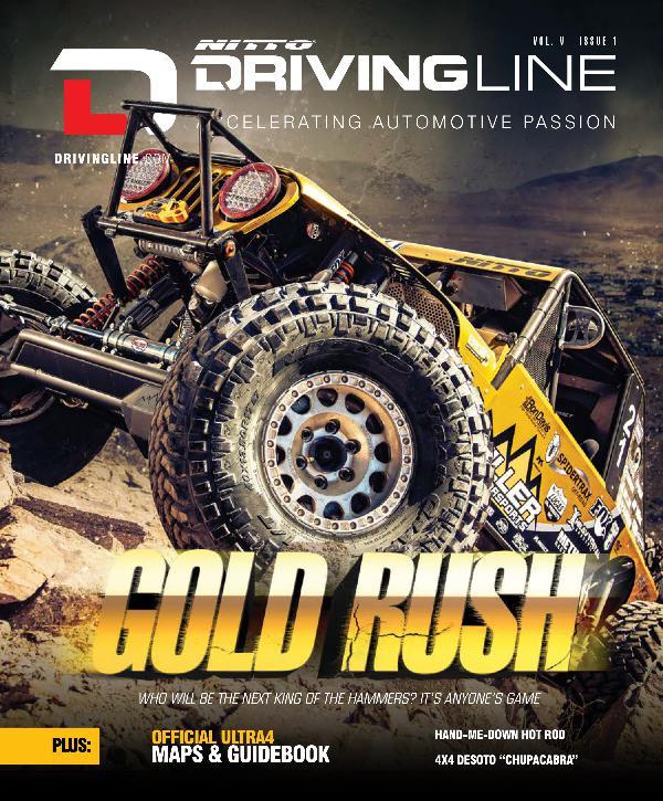 Driving Line VOLUME V ISSUE 1 | WINTER 2019