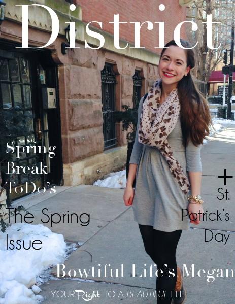 District Magazine March 2015