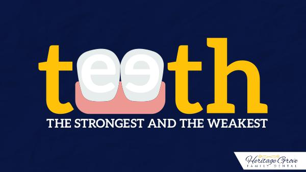 Teeth: The Strongest And The Weakest Teeth: The Strongest And The Weakest