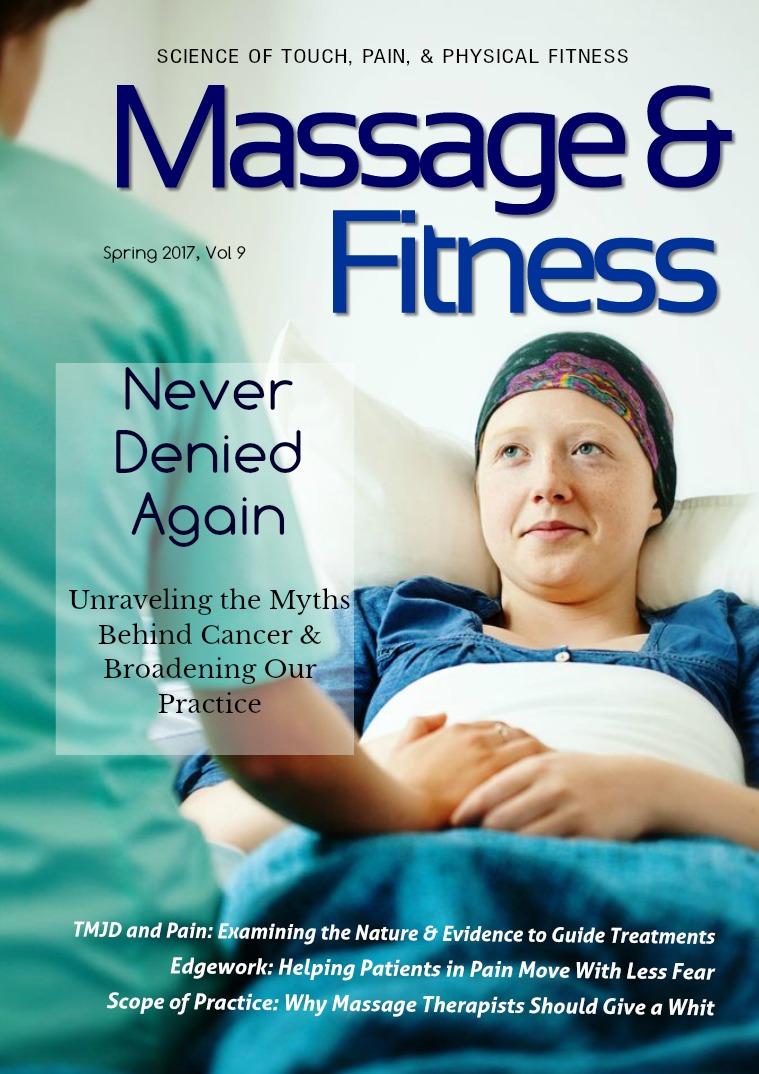 Massage & Fitness Magazine Spring 2017