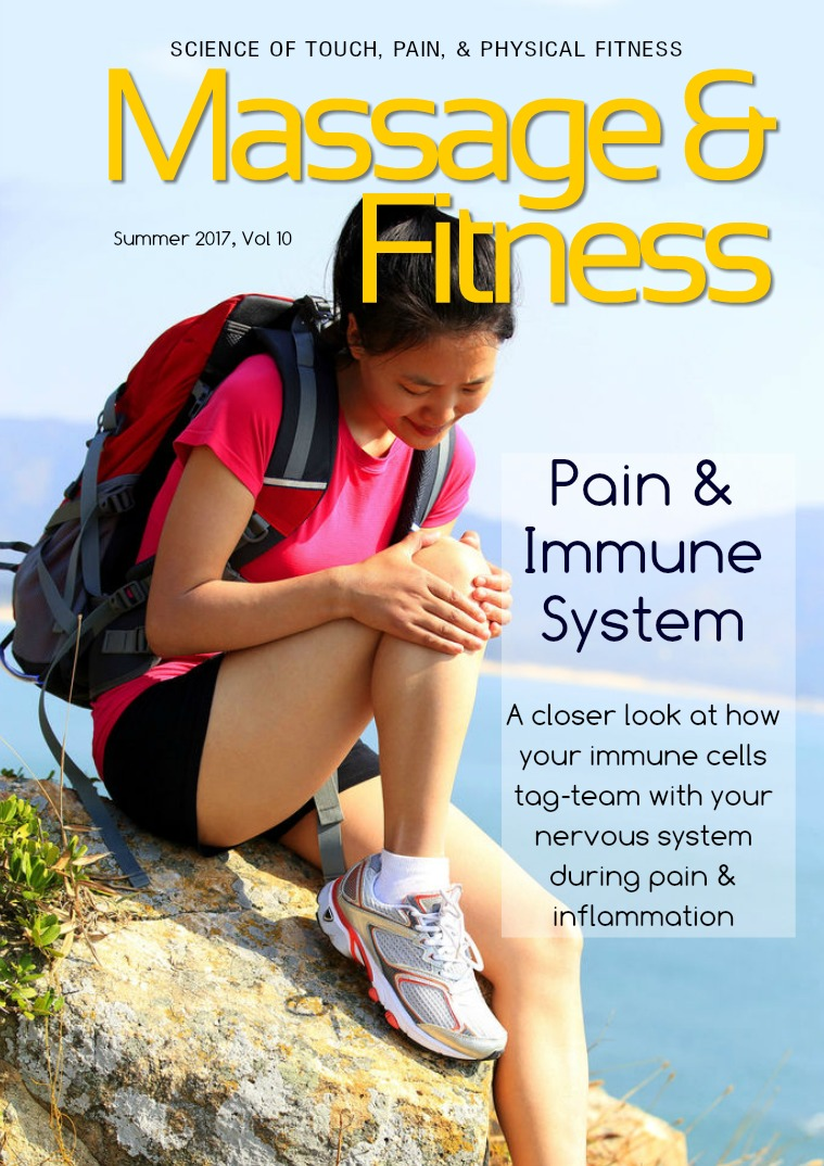 Massage & Fitness Magazine Summer 2017