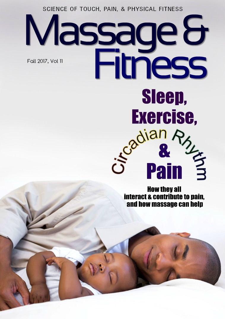 Massage & Fitness Magazine Fall 2017