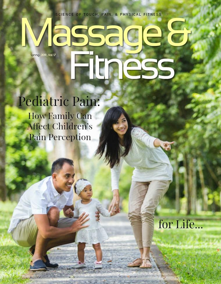 Massage & Fitness Magazine Spring 2019