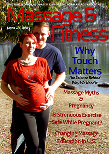 Massage & Fitness Magazine (pilot)