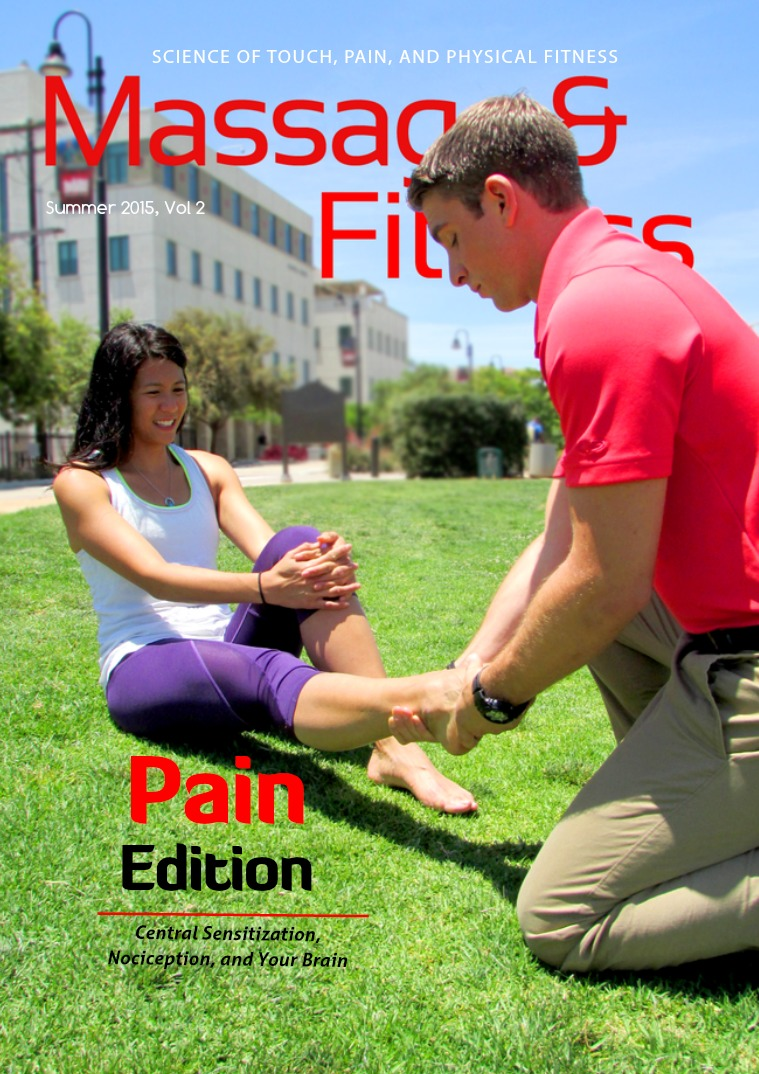 Massage & Fitness Magazine Summer 2015