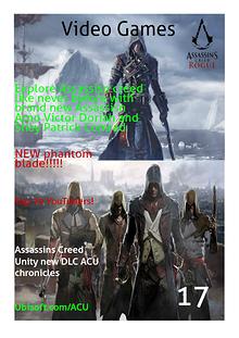 Video Games Magazine