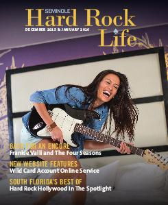 Seminole Hard Rock Life December/January Edition