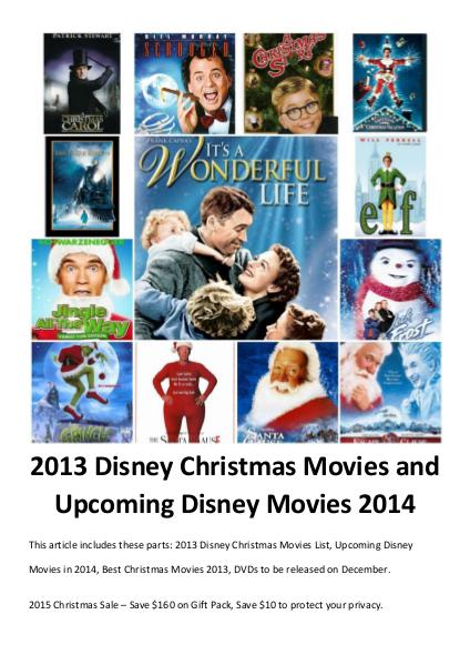 Best Christmas Movies/Songs Lists of New Christmas Songs | Free