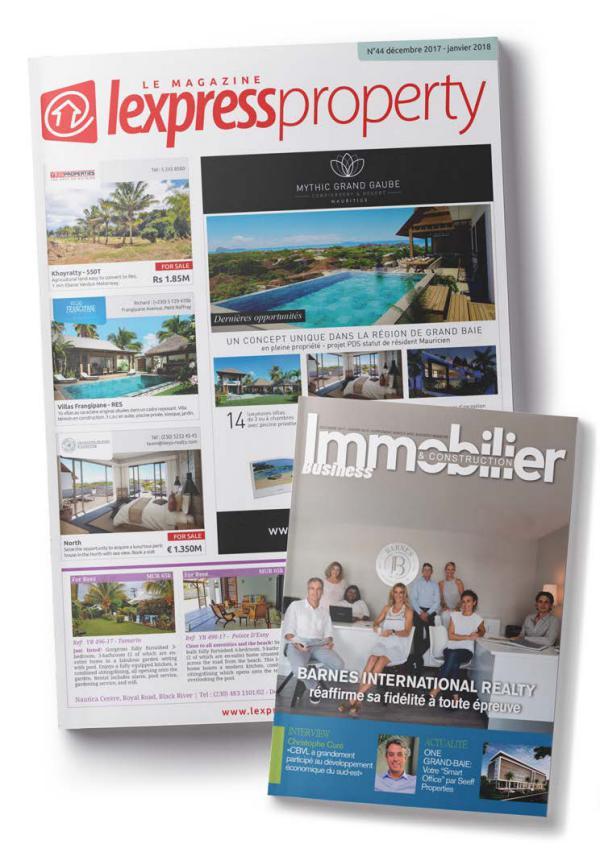 Lexpress Property Magazine N°44 Décember 2017 - Janvier 2018
