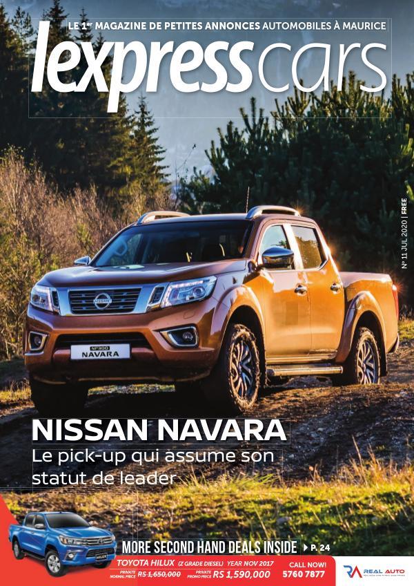 Lexpress Cars Magazine N°11 July 2020