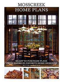 109 Rustic American Home Plans