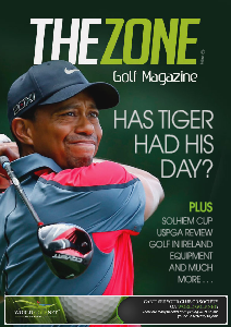 The Zone Interactive Golf Magazine (UK) The Zone Issue 25