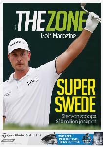 The Zone Interactive Golf Magazine (UK) The Zone Issue 26