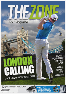 The Zone Interactive Golf Magazine (UK)