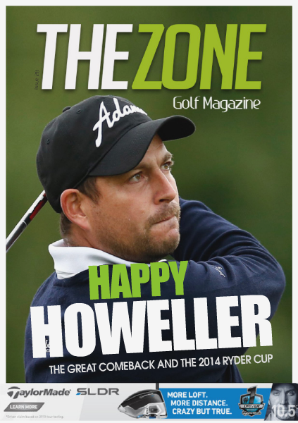 The Zone Interactive Golf Magazine (UK) The Zone Issue 28
