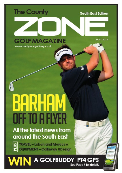 The County Zone Golf Magazine Issue One
