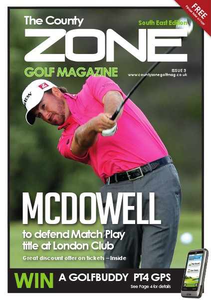The County Zone Golf Magazine Issue 3