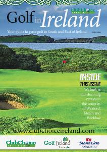 The Zone Interactive Golf Magazine (UK) Ireland Special part one