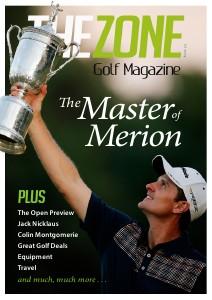The Zone Interactive Golf Magazine (UK) The Zone Issue 23