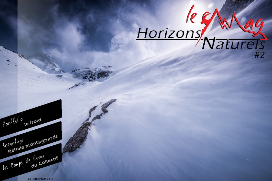 Horizons Naturels - Le Mag #2 - Mars/Mai 2015