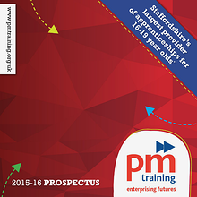 PM Training Prospectus 2015-16