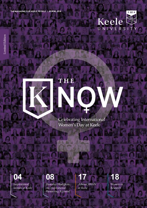 THE KNOW Spring 2018