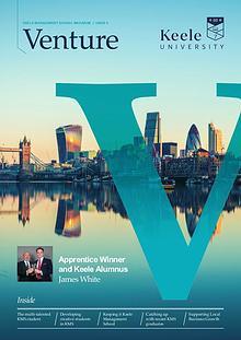 Keele Management School Magazine Issue #9