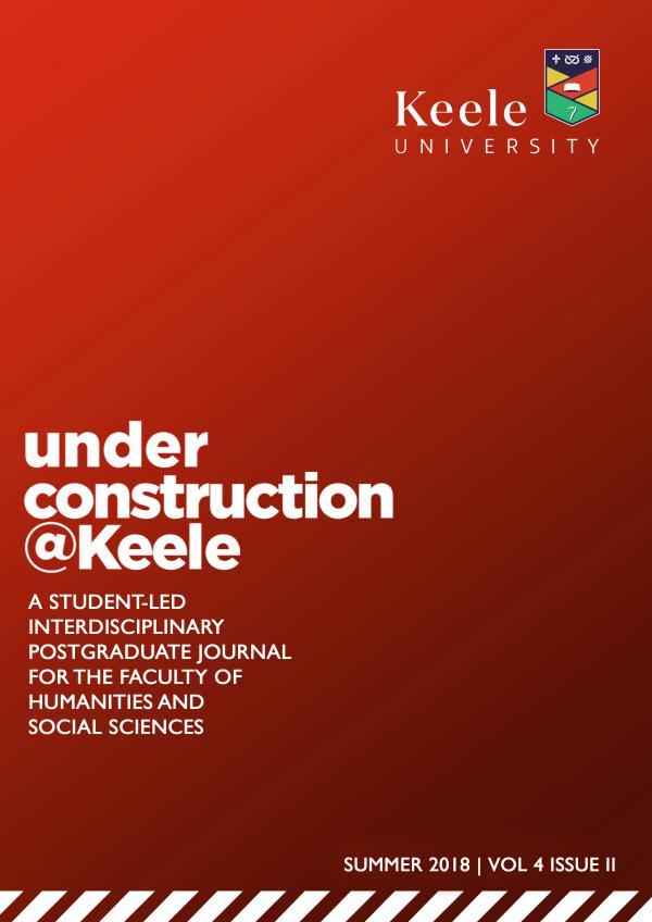 Under Construction @ Keele Vol. IV (II)