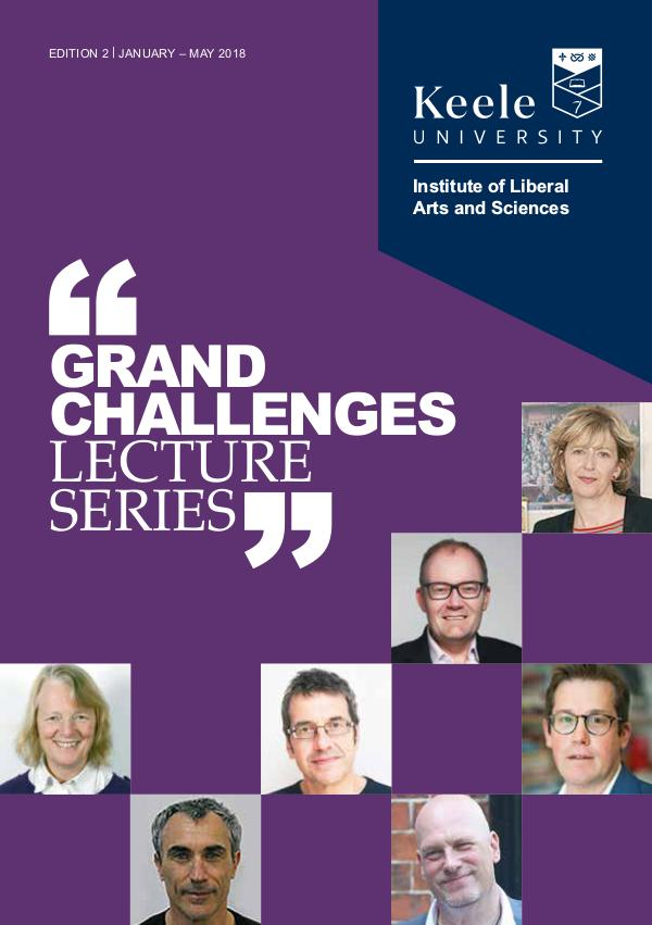 Grand Challenges lecture series ILAS 2017-2018