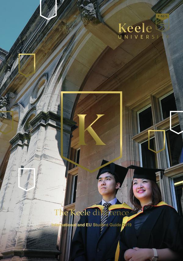 Keele International and EU Guide Keele International and EU Guide 2019