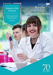 School of Life Sciences Undergraduate & Postgraduate Courses 2020