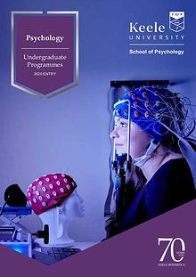 Psychology Undergraduate Programmes for 2020 entry