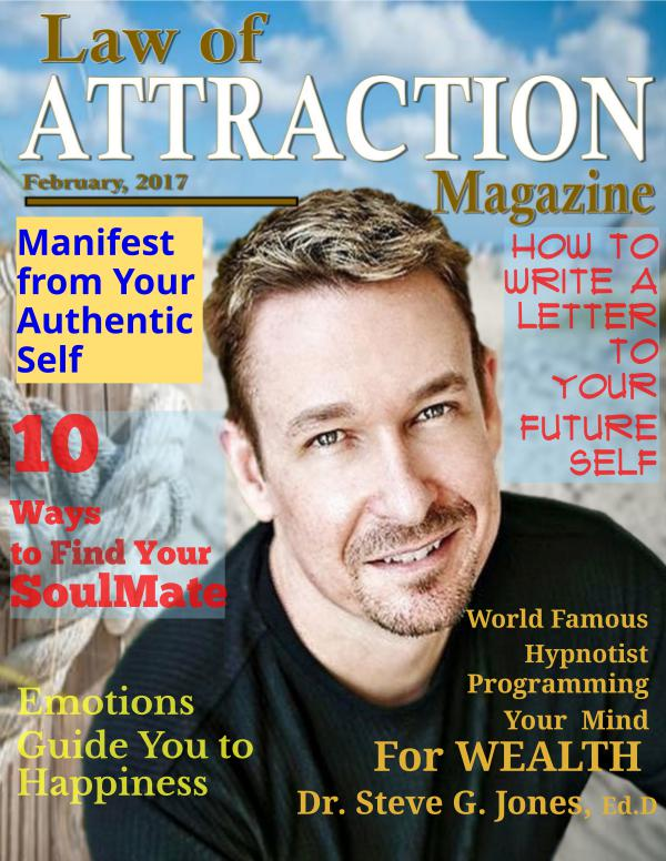 Law of Attraction Magazine February, 2017