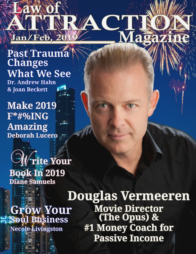 Law of Attraction Magazine January 2019
