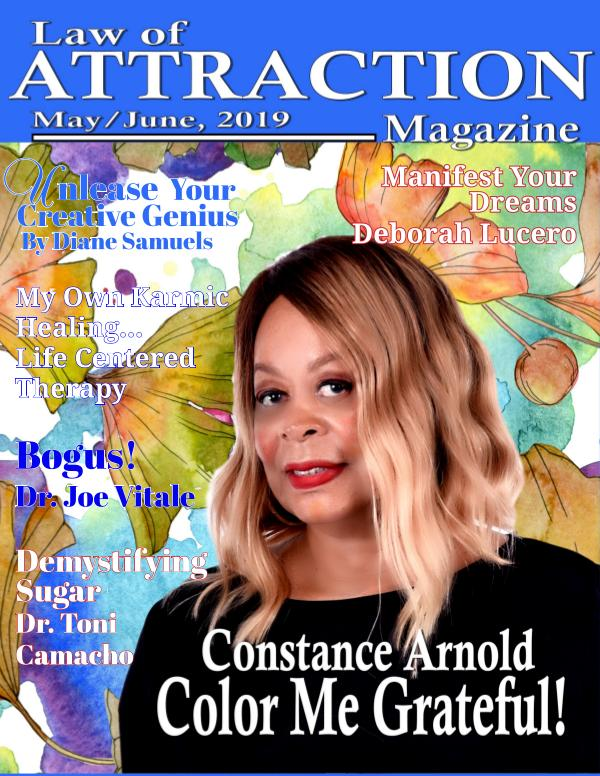 The Science Behind the Law of Attraction Magazine May, June 2019