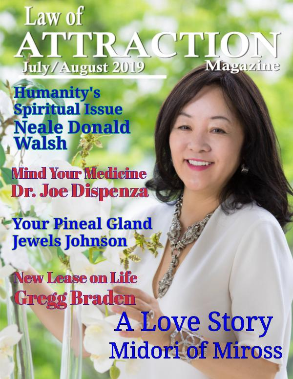 Law of Attraction Magazine July, 2019