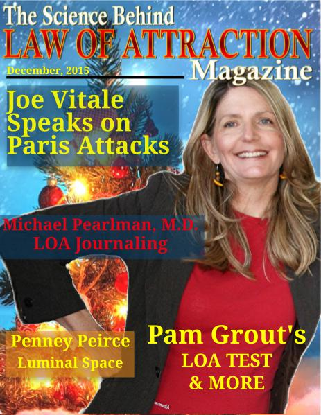 Law of Attraction Magazine December, 2015