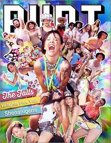 PUNT magazine