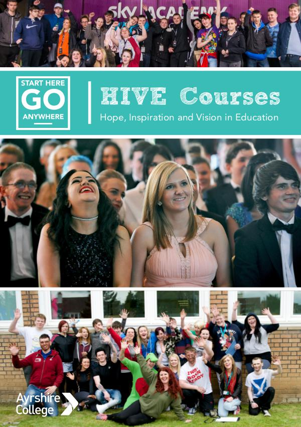 Hive Courses 2016/17