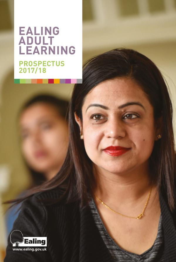 EAL Adult Learning Course Guide 2017-18