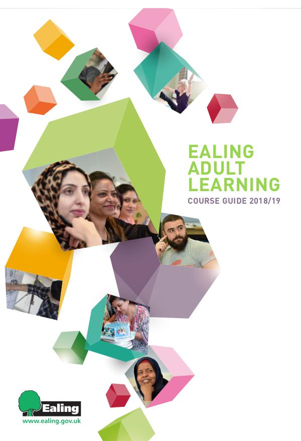 EAL Adult Learning Course Guide 2018/19