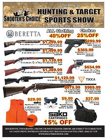 Shooter's Choice Hunting and Target Sports Show