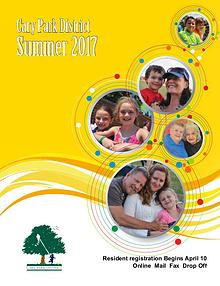 Cary Park District Summer 2017
