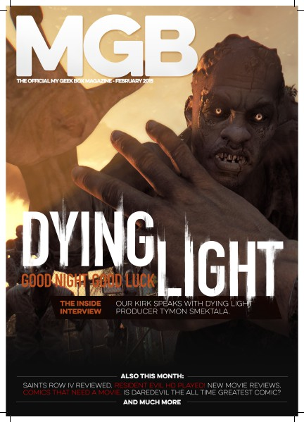 MGB MAGAZINE Issue 6, February 2015