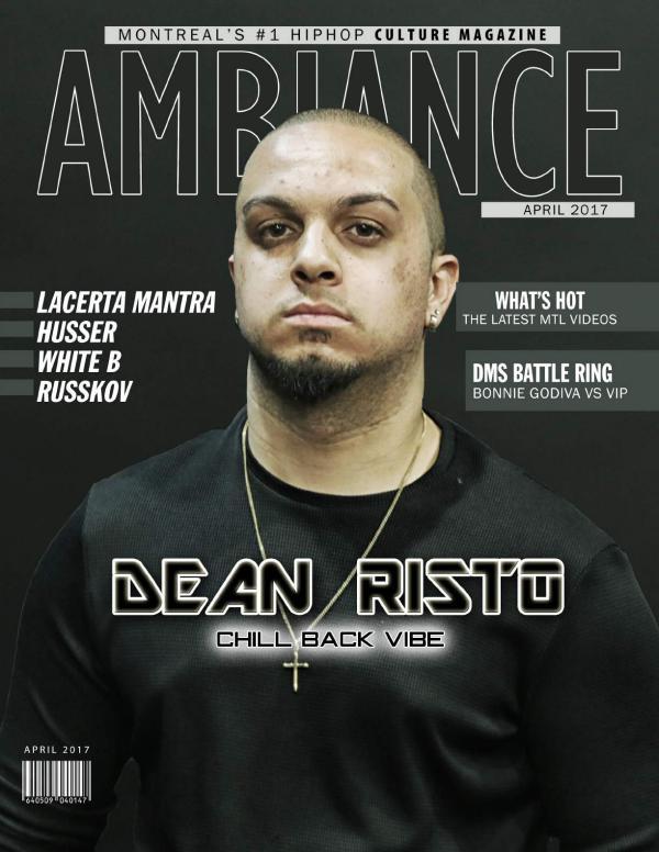 Ambiance Magazine April 2017