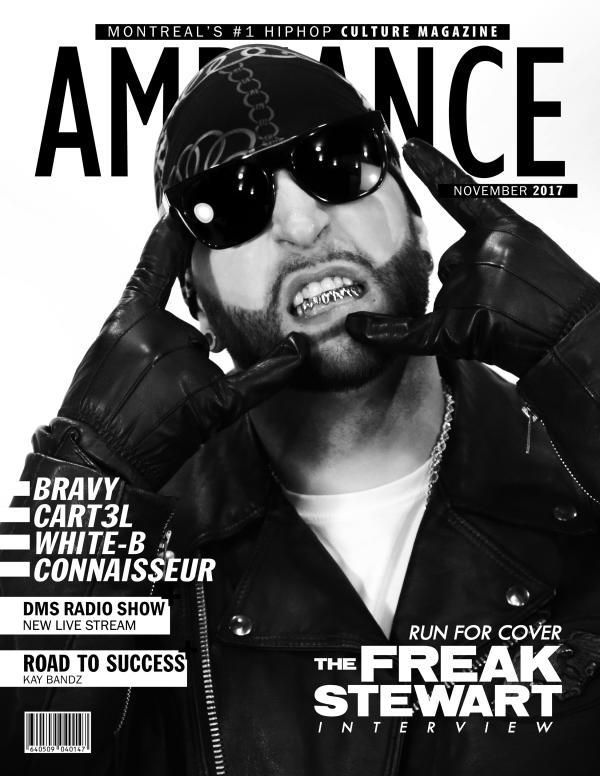 Ambiance Magazine NOVEMBER 2017