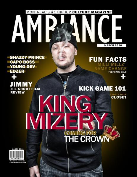 Ambiance Magazine March 2016