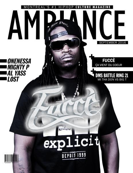 Ambiance Magazine SEPTEMBER 2016