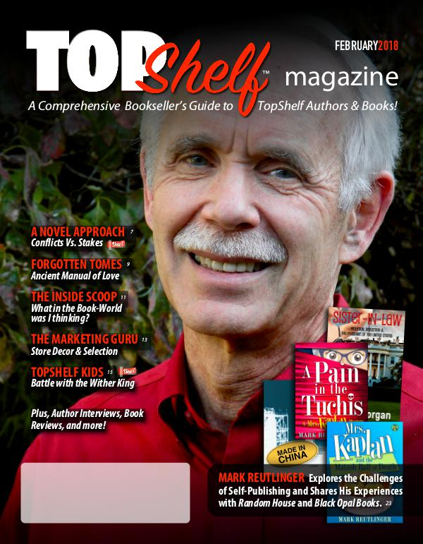 TopShelf Magazine February 2018