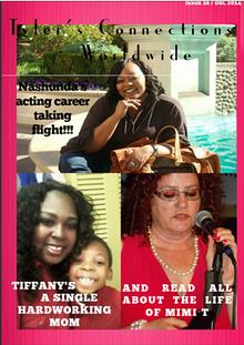 Tyler's Connection Worldwide Magazine